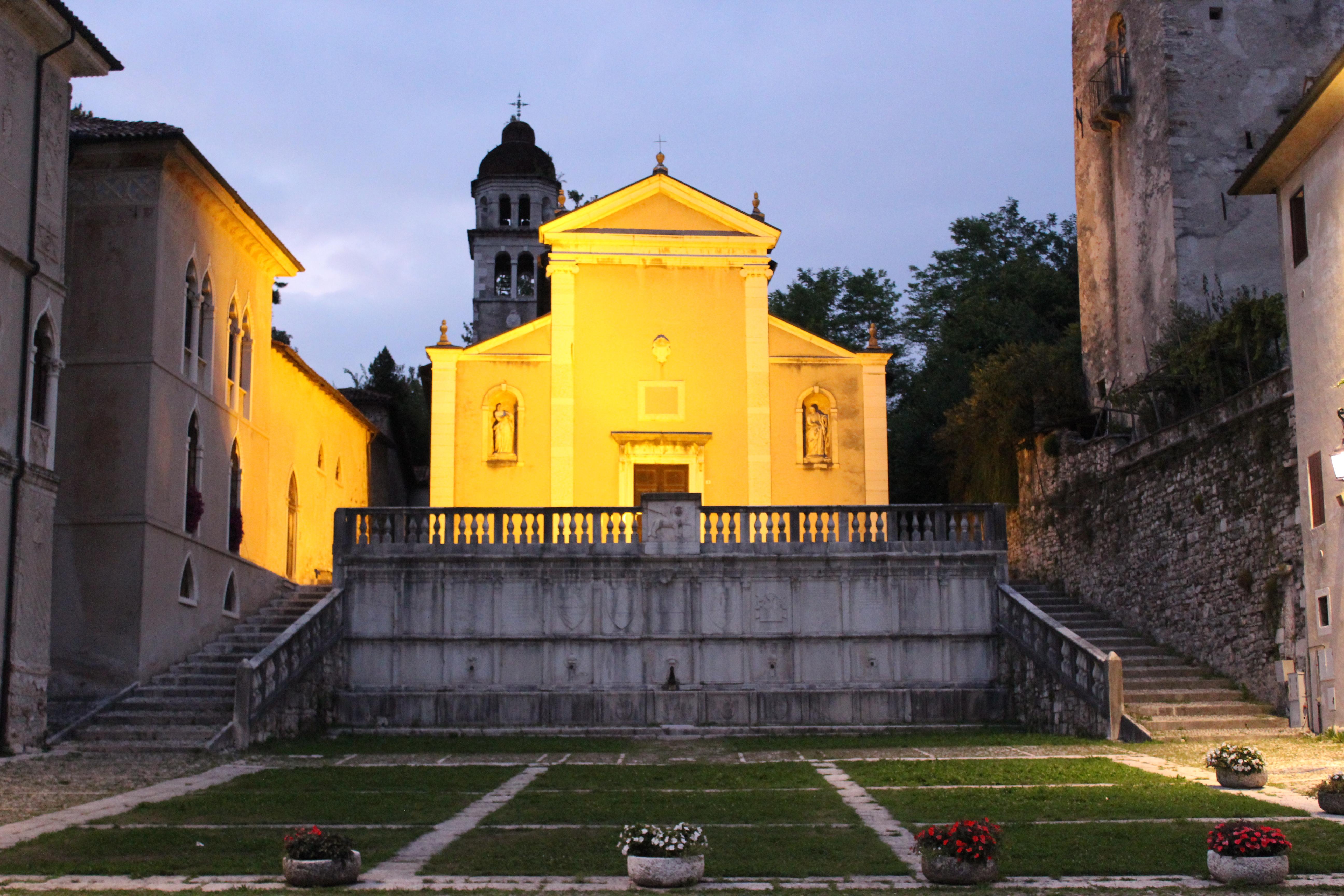 Chiesa di San Rocco Feltre di Sera Ph Sara Zaccaron