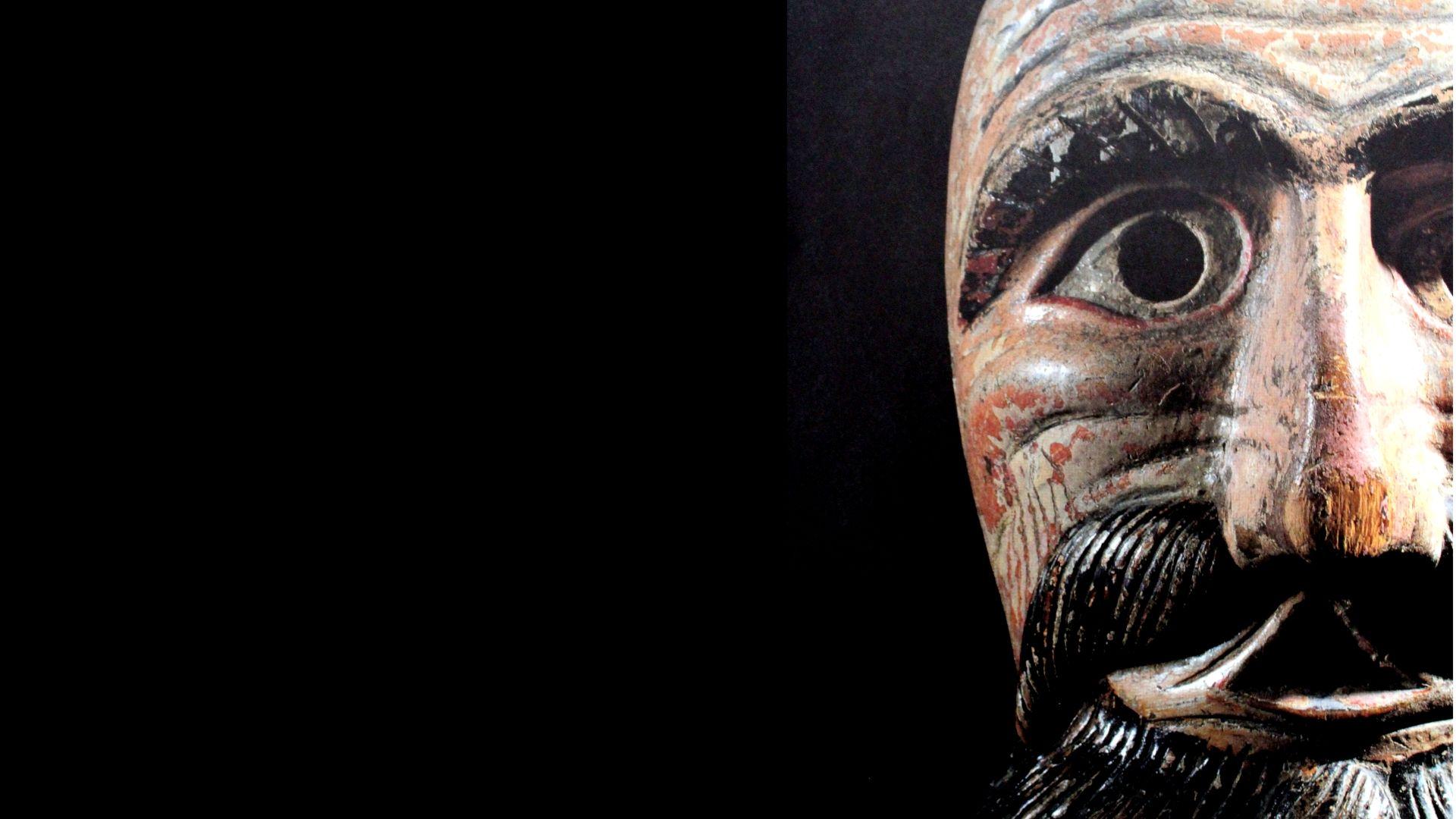 Maschera lignea veneta