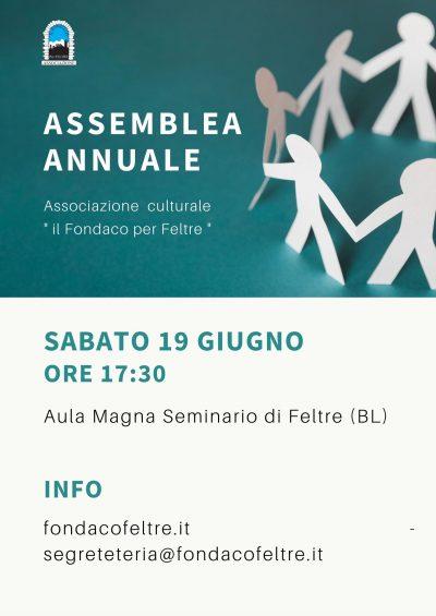 assemblea annuale 2021